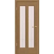 Дверное полотно Рада Триумф вар.1 ДО миланский орех