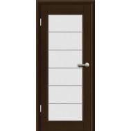 Дверное полотно Рада Пронто исп.1 вар.1 ДО венге