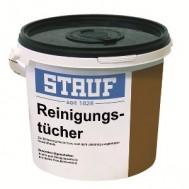 Очищающие салфетки Stauf Reinigungstucher