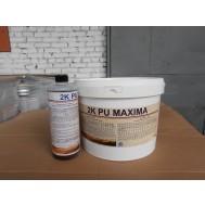 Клей 2K PU Maxima, банка 10,89 кг.