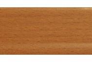 Шпонированный плинтус Pedross Бук коричневый 60х22х2500